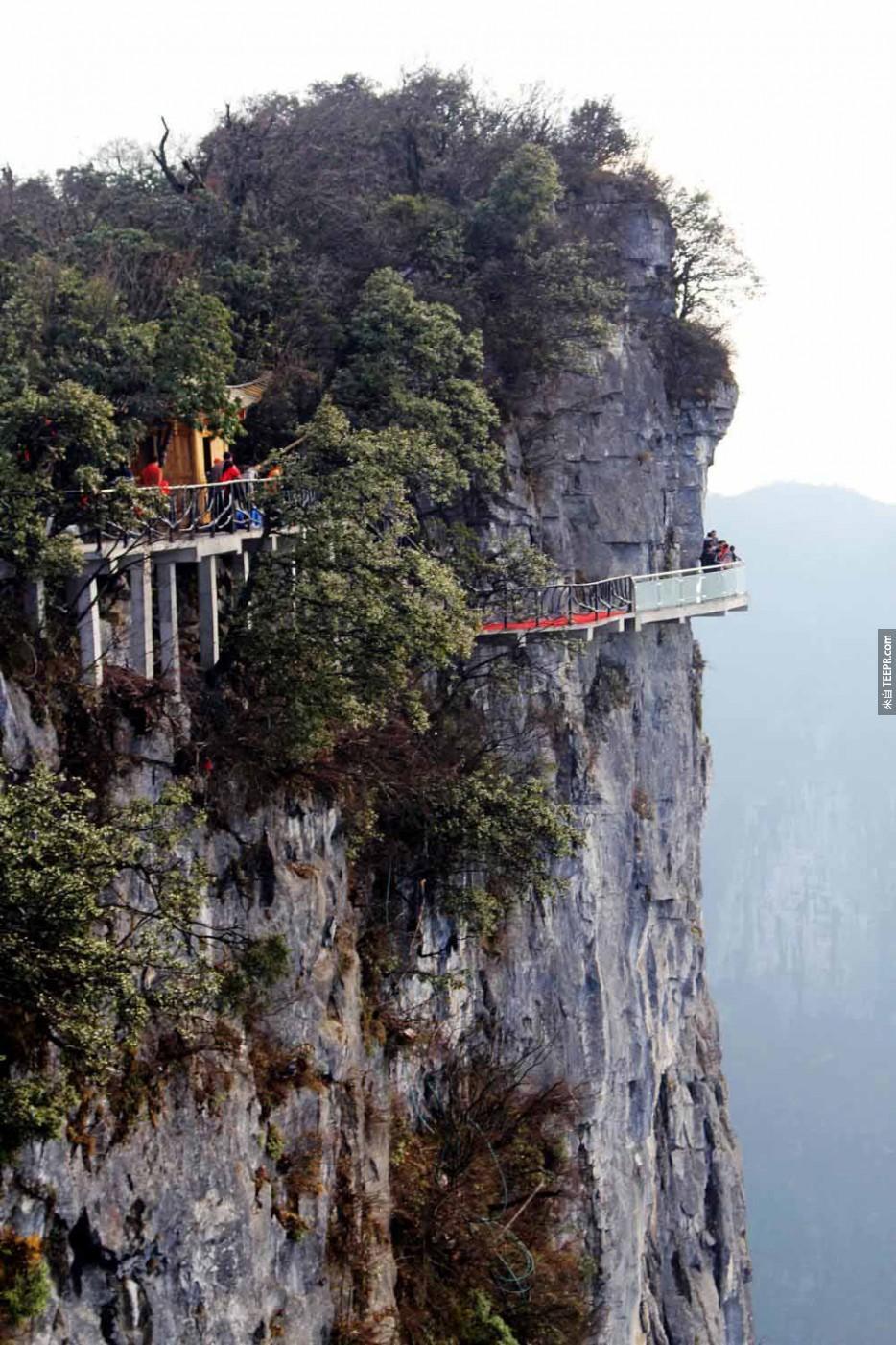 中國的信仰步道