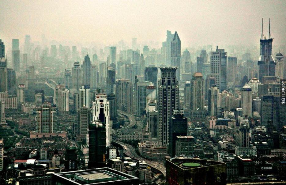 #10上海,中國