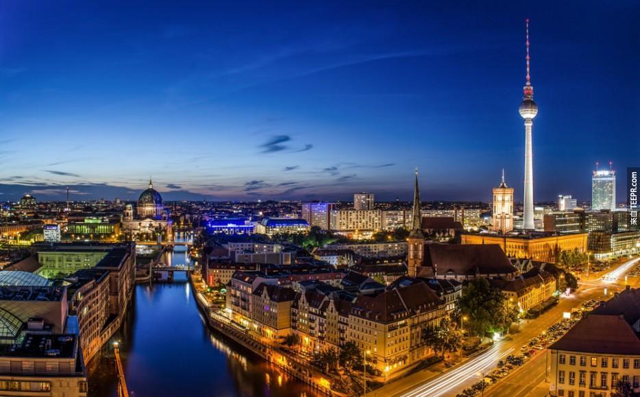 #11  - 柏林,德國