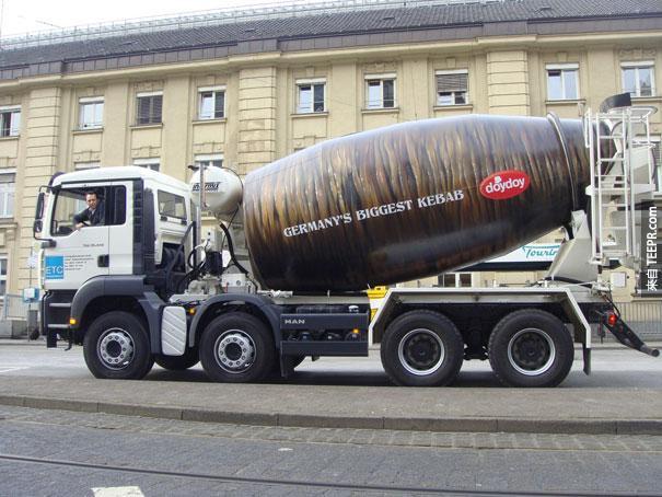 doydoy – 德國最大的肉串餐廳