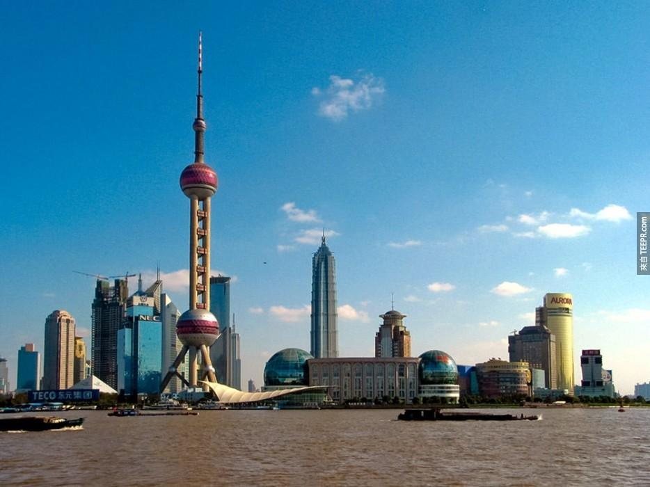 上海明珠塔 (中國)
