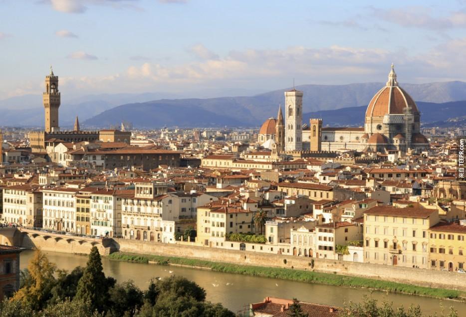 #13  - 佛羅倫薩,意大利