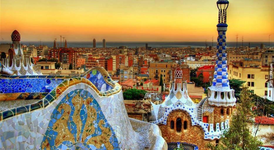 #15  - 巴塞羅那,西班牙