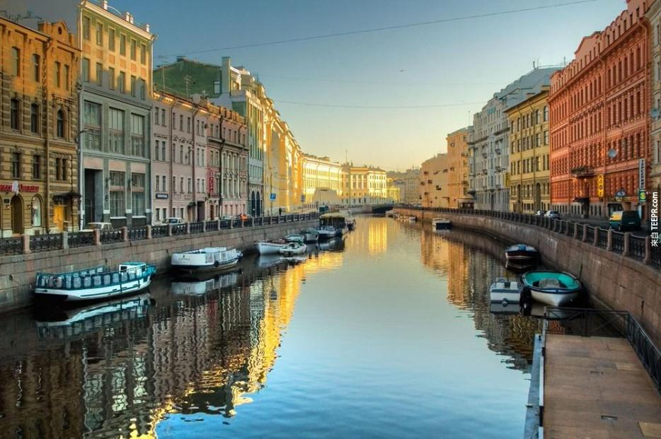 #16  - 俄羅斯聖彼得堡