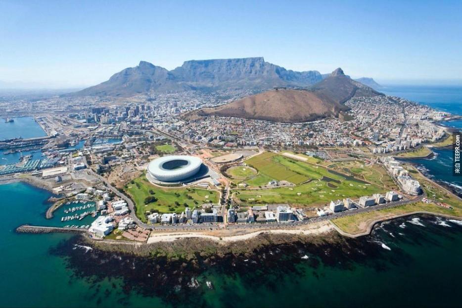 #19  - 開普敦,南非
