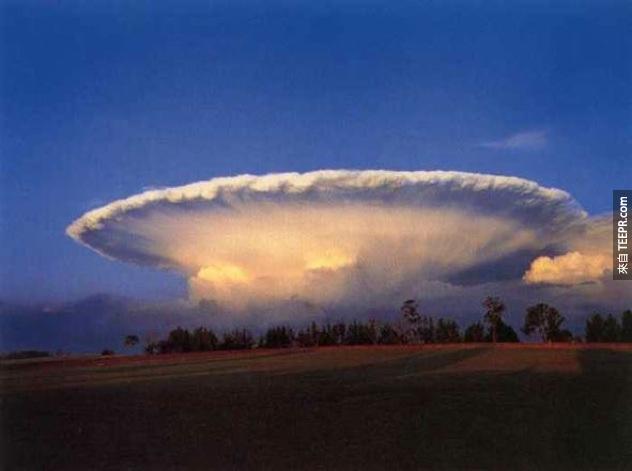 22個地球上最不可思議的稀有自然現象。#2就是世界末日的前兆?