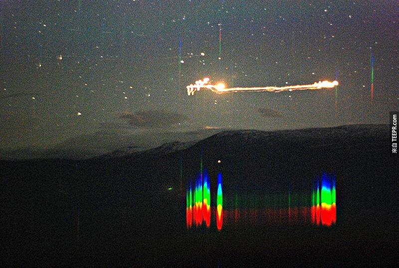 19. The Hessdalen Light