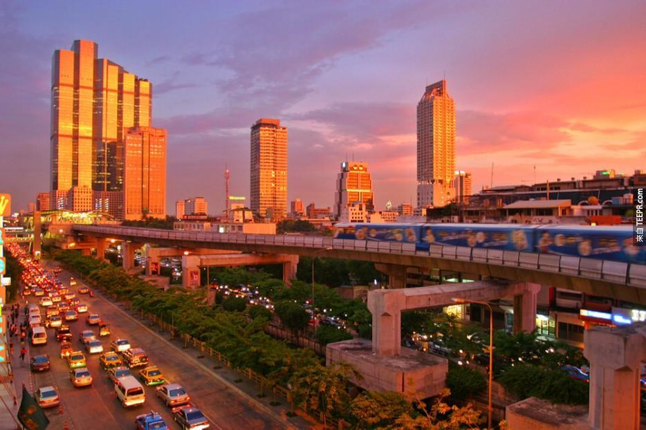 #20  - 曼谷,泰國