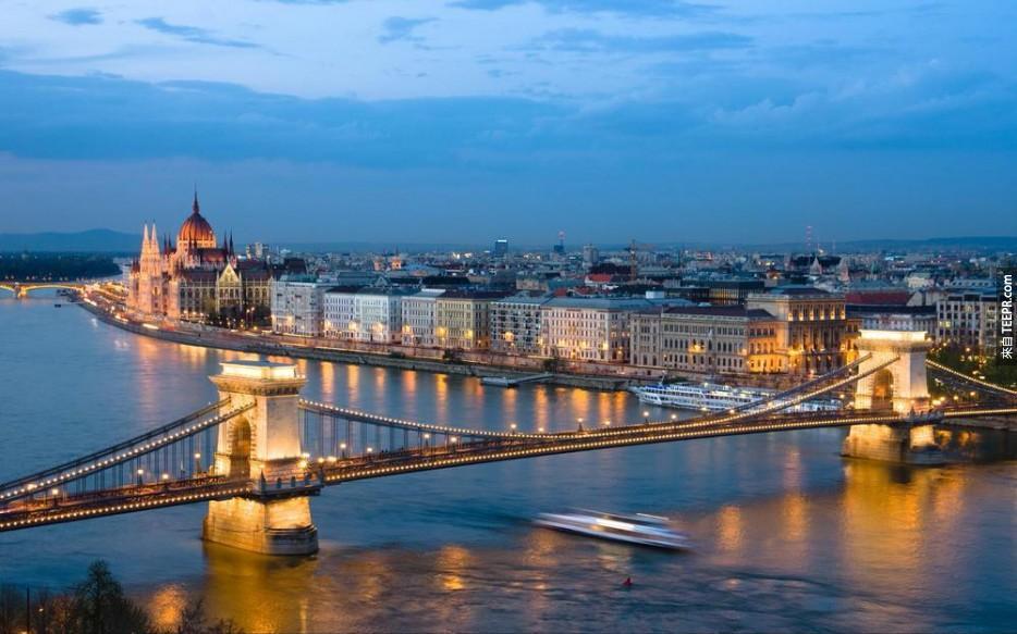 #21  - 布達佩斯,匈牙利