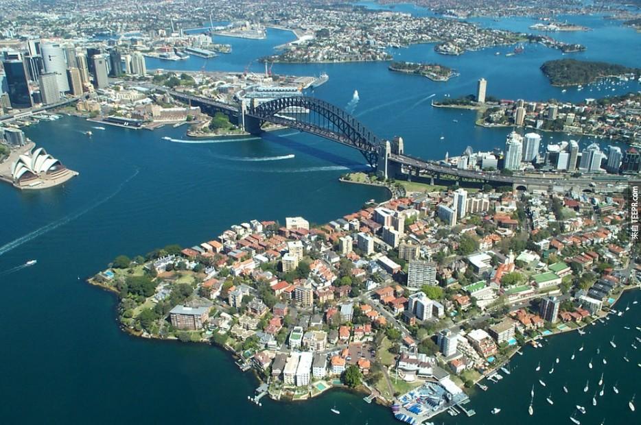 #22  - 悉尼,澳大利亞