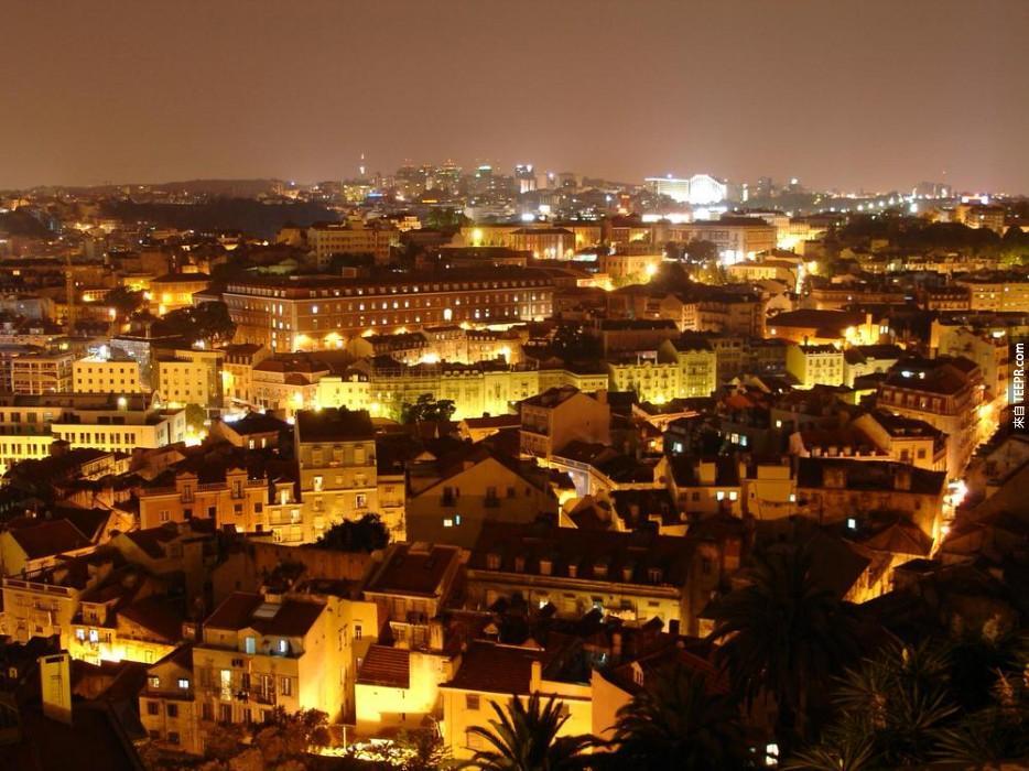 #23  - 里斯本,葡萄牙