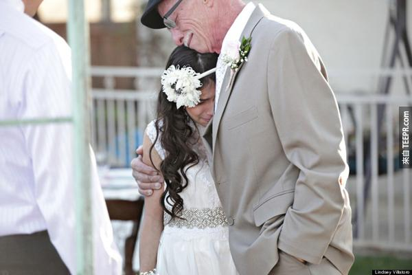 這名將死的父親為他的女兒做的事情真的讓人無法形容。這就是戰勝癌症的方法。