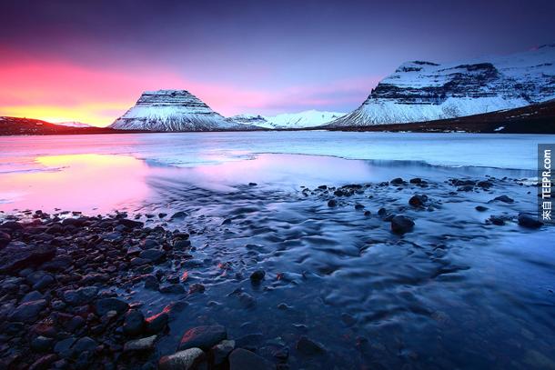 Grundarfjordur,冰島