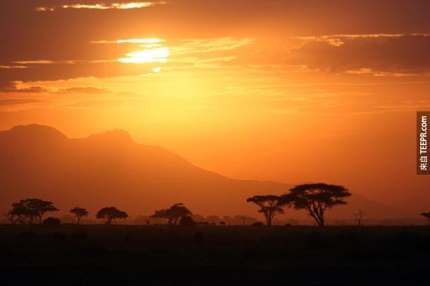 塞倫蓋蒂,坦桑尼亞