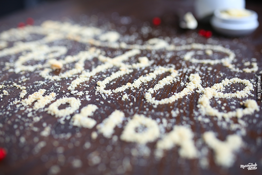 27 Photos Of Beautiful, Edible Typography That Are Literally Good Enough To Eat.