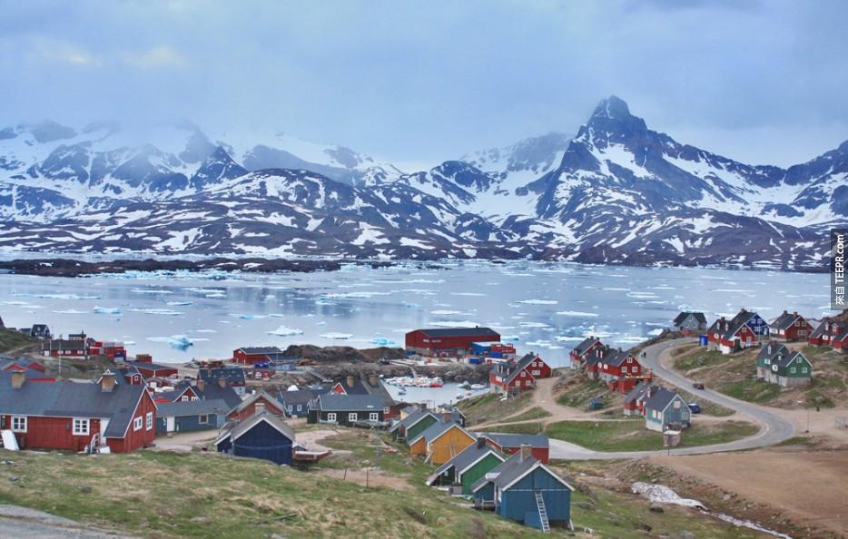 Ittoqqortoormiit,格陵蘭