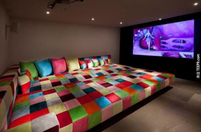 看完這31個房間之後你一定會開始討厭你自己的房間。嫉妒心強的人別看!