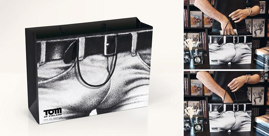 30個有史以來最有創意的購物袋,會讓你為了得到購物袋而去買東西!