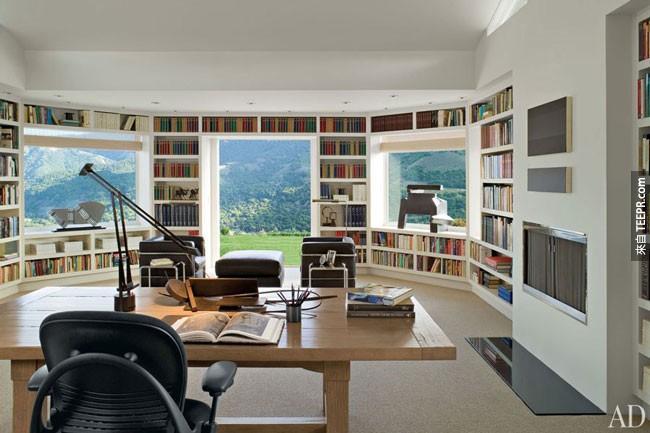26. 我想我如果可以在這間辦公室裡面工作應該會超開心的吧 (加州)。