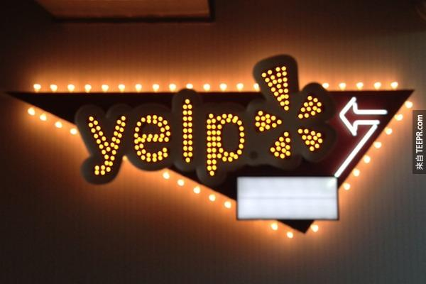 Yelp (過外的iPeen)每分鐘都增加 26,380個餐廳評論。