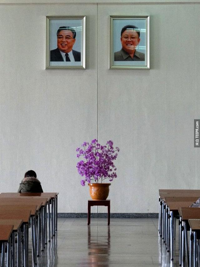 a gallery of pictures from North Korea