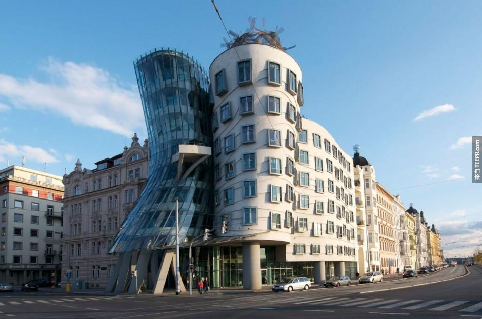 7)舞蹈之家 - 布拉格