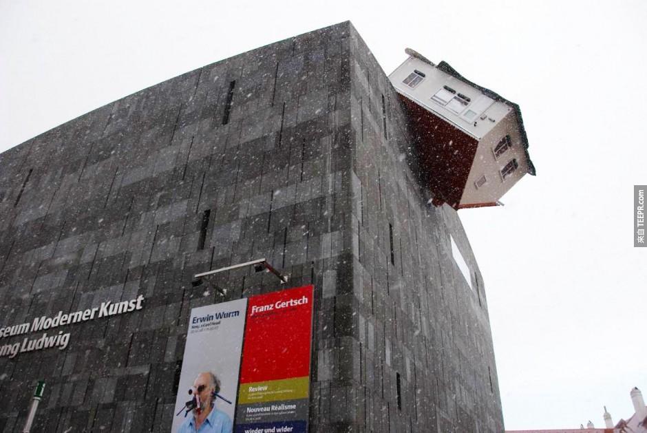 27)維也納現代藝術博物館 - 奧地利