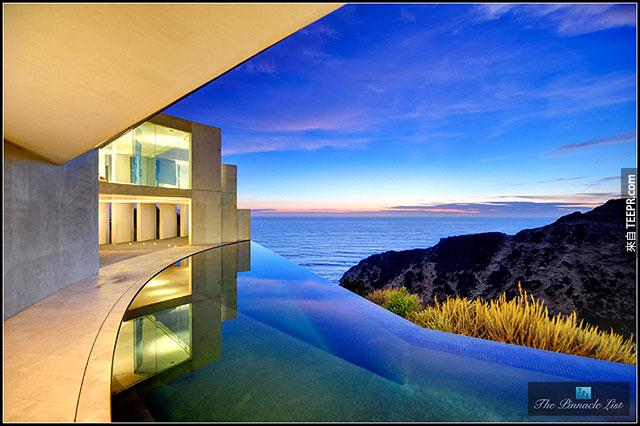 the iron man house in la jolla