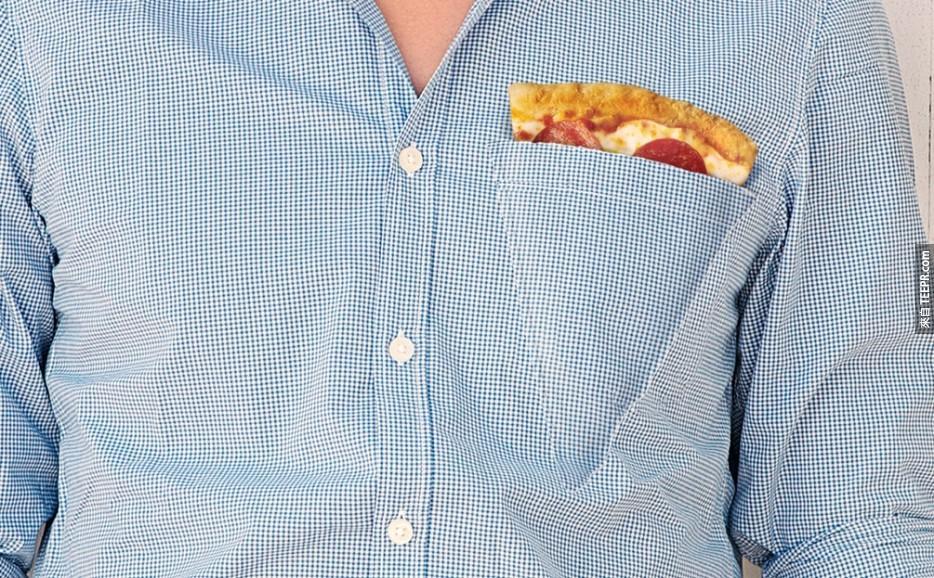 這10個比薩界的偉大發明會讓你的口水流滿地。#5已經改變了我對人生的看法!