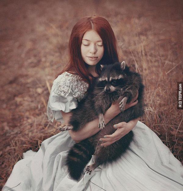 我看到第一張照片的時候就已經感到太不可思議了,但是它跟其它的比起來簡直就是小巫見大巫。