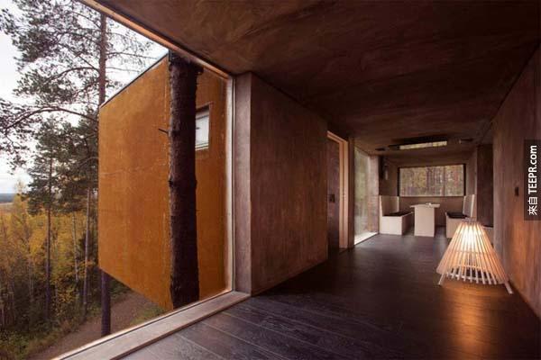 就算你小時候沒有夢想過可以住在一棟木屋裡面,看過這些後,你不愛上也難!