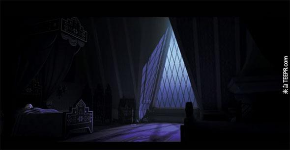如果《冰雪奇緣》是一部恐怖片,會是什麼樣子?不用想了,預告片就在這!