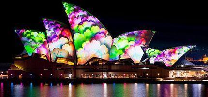如果你現在有機會去澳洲雪梨的話,你一定要去。因為現在那裏發生的事情真的太棒了!