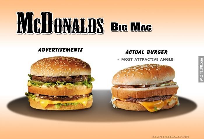 27個最誇張的廣告不符的產品。雖然很令人失望,但是太好笑了!