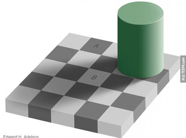 這30張瘋狂的視覺錯覺照片會讓你再也不相信你的大腦。我驚得合不攏嘴。