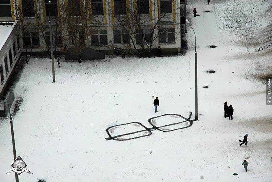 眼鏡,俄羅斯 (Glasses, Russia)