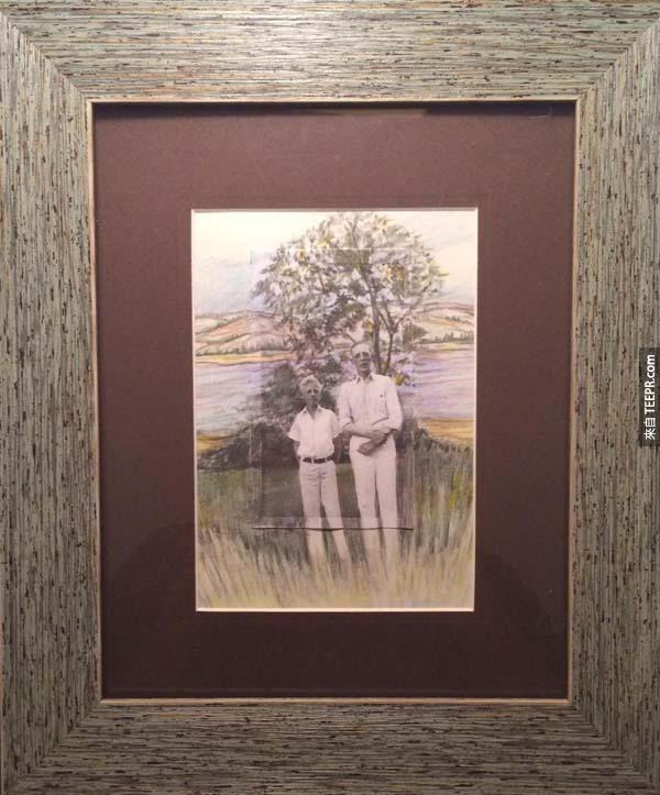 這名母親完全不知道她的兒子把她的作品放上網路。當你看到後,你就會知道他為什麼要這麼做了。