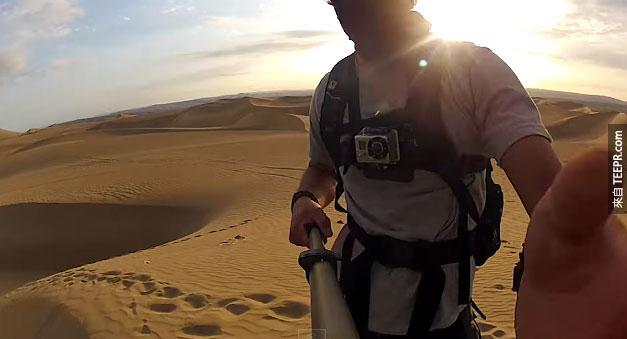 Alex-Chacon環遊世界自拍影片2