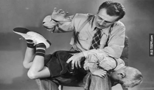 23.) 打屁股(瑞典): 老師不能夠在學校打小孩的屁股,父母在家也不能。