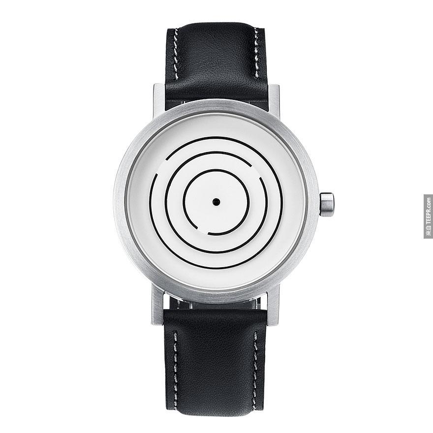24個原因為什麼你應該開始戴手錶。#5真的太酷了!