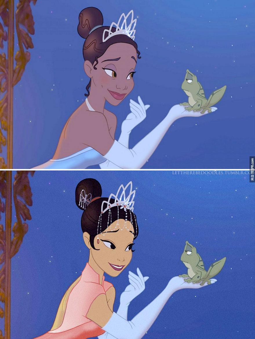 《公主与青蛙》