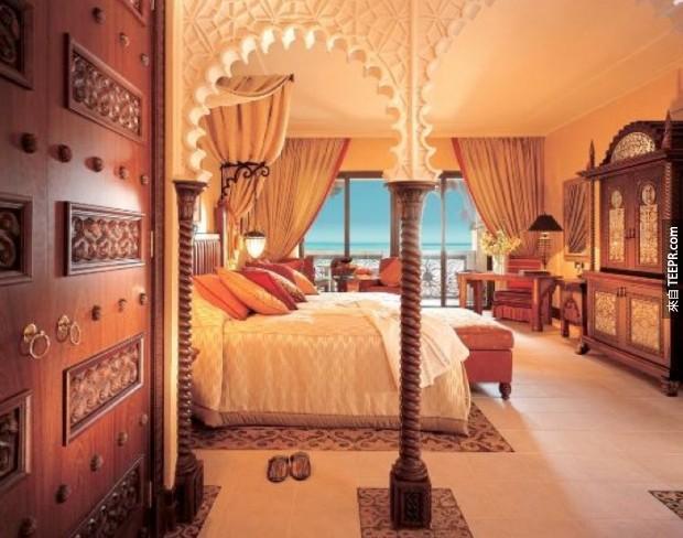 15.Al Qasr at Madinat Jumeirah - 迪拜,阿拉伯聯合酋長國 (Al Qasr at Madinat Jumeirah – Dubai, United Arab Emirates)
