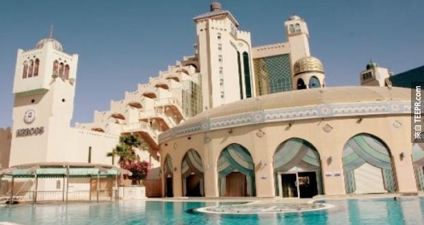 18. 希律精品酒店 - 埃拉特,以色列 (Herods Boutique – Eilat, Israel)
