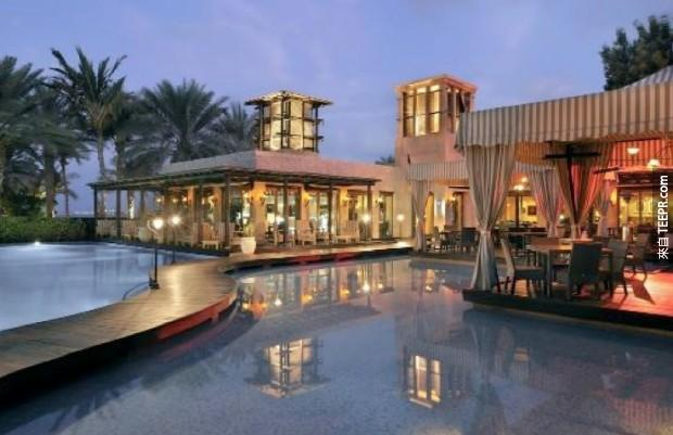 21. One&Only Royal Mirage度假村 - 迪拜,阿拉伯聯合酋長國 (Residence&Spa at One&Only Royal Mirage Dubai – Dubai, United Arab Emirates)