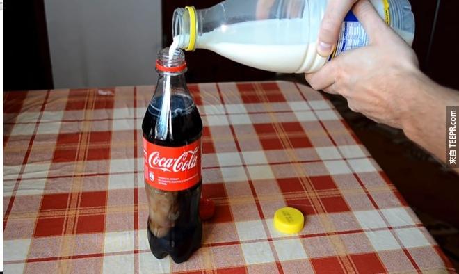 看完這個以後,我再也不敢喝可樂了...相信我。