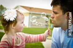 30個父親與女兒的天倫時光。看得心都暖起來了!