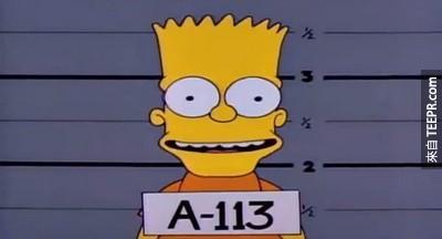 《辛普森家族》卡通影集裡面也出現過很多次。