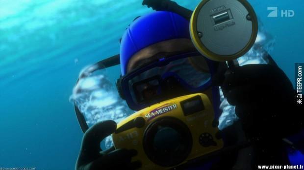 在《海底總動員》裡面也有!這事情一定沒有這麼簡單!