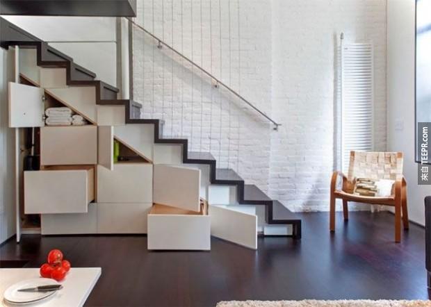 這24個簡單收納的小技巧,可以讓你的小宅變大屋。我怎麼都沒有想到#12!