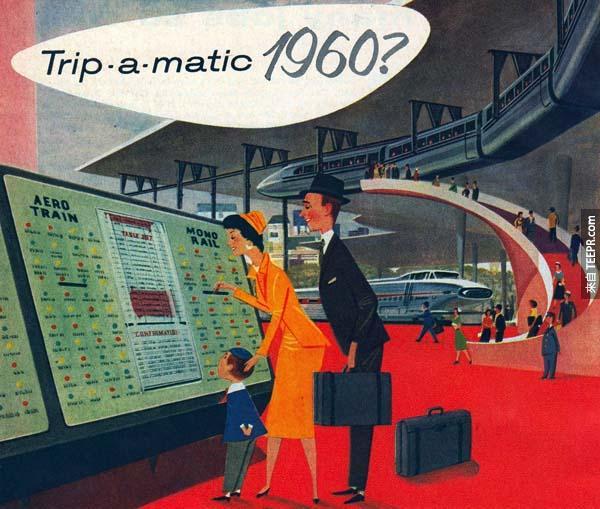 這些50年前的未來預言還挺準確的。但是你一定也會同意我們現在就需要#7。